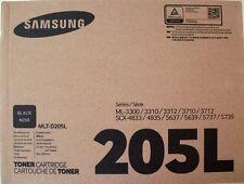 Cartouche de Toner Black SAMSUNG MLT-D205L 205L ML-3300 3310 3312 - Originale