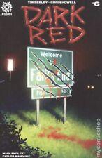 Dark Red #6A Hetrick Variant NM 2019 Stock Image