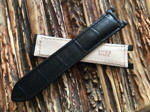 Cinturino per Cartier Pasha deployante 20/18mm swiss made bracelet band strap