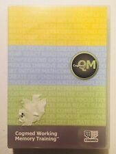 COGMED QM Working Memory Training Software ~ ADD / ADHD, Learning Disability +++