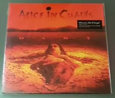 Alice In Chains Dirt Lp Vinile 180 Grammi Ristampa Music On Vinyl