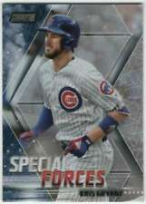 2018 Topps Stadium Club Special Forces #SF-KB Kris Bryant Cubs