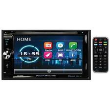"Power Acoustik PD625B 6.2"" Double Din Receiver with Bluetooth"