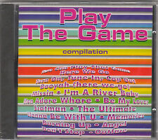 PLAY THE GAME - COMPILATION - CD (NUOVO SIGILLATO) 1995