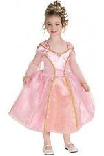 Girls Princess Sleeping Beauty Dress Up Costume, Size 5-7 Years