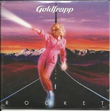 GOLDFRAPP Rocket RARE EDIT & INSTRUMENTAL PROMO DJ CD