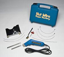 Industrial Hot Knife Foam Cutter/Groove Kit - EPS XPS EIFS Styrofoam Insulation