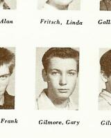 GARY GILMORE High School Yearbook