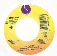 45 MADONNA - LUCKY STAR/I KNOW IT Sire 29177 unplayed Near Mint