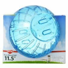 Superpet Rainbow Run-About Ball 11.5-inch Colours Vary