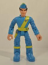 "RARE 1992 Deluxe Virgil Tracy 6"" Marionette Action Figure Thunderbirds Matchbox"