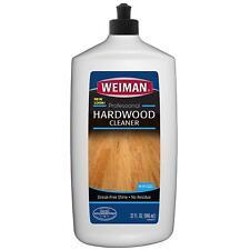 Weiman 522 Hardwood Floor Cleaner, 32 Oz