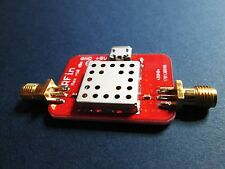 Ultra Low Noise Amplifier NF 0.5dB Gain 40dB; 0.01 - 2GHz LNA; operates to 4GHz