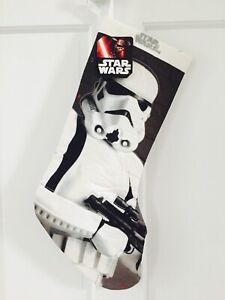 star wars Trooper Christmas Stocking