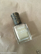 Sally Hansen Crackle Overcoat #06 ANTIQUE GOLD