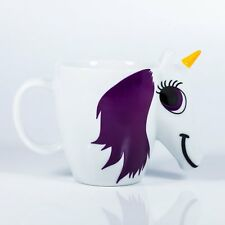 Thumbs Up Unicorn Color Changing Mug Coffee Tea Cup Magic Morph Heat Sensitive