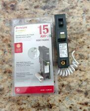 Square D 15 Amp Combination Arc Fault Circuit Interrupter Hom115Cafic