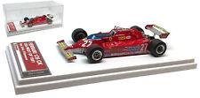 Tameo TMB045 Ferrari 126CK #27 USA West GP 1981 - Gilles Villeneuve 1/43 Scale