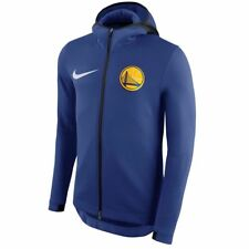 Nike Golden State Warriors NBA THERMA Flex Showtime Hoodie Mens -2XL