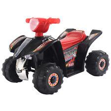 Boys Girls Kids Ride On Quad Bike 6V Electric Battery Car Toys Children Gift New