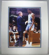 """Michael Jordan/Dean Smith UNC """"Best Wishes"""" Autographed Photo"""
