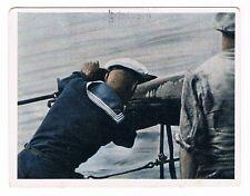 BLD. desde el LBN. el marineros: trabajo en el torpedo nº 153