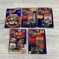 Lot Of 5 Jeff Gordon Winners Circle NASCAR #24 Diecast 1:64