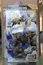 Transformers generations goldfire goldbug g1 thrilling 30 IDW