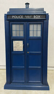 Doctor Who Tenth Doctor's Electronic Flight Control Tardis 2007 NON-WORKING 10th