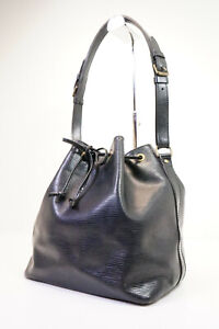 Auth Pre-owned Louis Vuitton Epi Petit Noe Shoulder Drawstring Bag M40752 210347