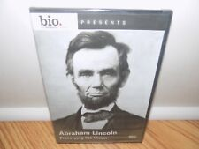 Abraham Lincoln - Preserving the Union (DVD, 2008) BRAND NEW, SEALED!
