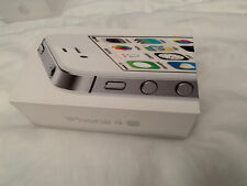 Apple iPhone 4s - 8GB - White (AT&T) A1387 In Original Box