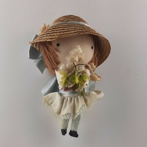 Joan Walsh Anglund Doll (1968) Pocket Doll