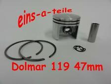 Kolben passend für Dolmar 119 47mm NEU Top Qualität