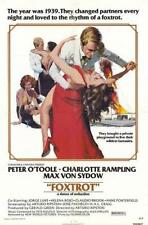 FOXTROT--16mm feature Film--Peter O'Toole--Drama Thriller