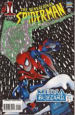 Sensational Spider-Man #1 Marvel Ben Reilly Mysterio Dan Jurgens Klaus Janson VF