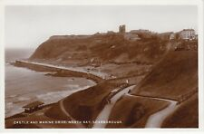 Castle & Marine Drive, North Bay, SCARBOROUGH, Yorkshire RP