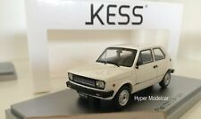 KESS MODEL 1/43 Fiat 127 2s 1977 White  KE43010070