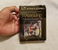 8 Track Hawkwind Hall of The Mountain Grill UK Issue Prog 1974 SEALED