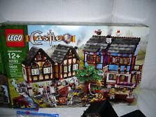LEGO CASTLE SET 10193, MEDIEVAL MARKET VILLAGE, COMPLETE WITH BOX & INSTRUCTIONS