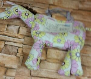 Joules horse design small handbag, no tag only labels , Flower pattern,