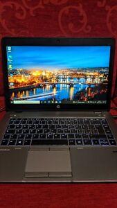 Notebook HP Elitebook 745 Windows 10 Pro Ssd 16Gb Ram