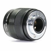 Fujian 35mm f1.7 C Mount CCTV Lens for M4/3 NEX EOSM N1 FX Mirrorless Cameras Bl