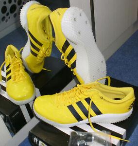 Adidas Adizero HJ ST Hochsprung Leichtathletik LA Spikes NEU Gr. 44 2/3