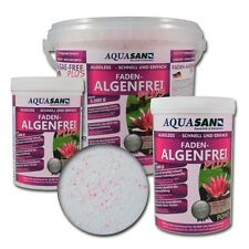 Gartenteich Pflegemittel Algoless Fadenalgen Algenfrei Granulat 5000g