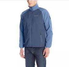 NWT Columbia Torque Blue Jacket - Medium
