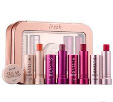 Fresh Sugar Lip Treatment Spree Gift Set 5 Piece Nude Rose Fig Poppy Lip Balm