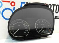 BMW Compteur de Vitesse Groupe Km/H 1' 1er E81 E87 E82 E88 Essence 6967496