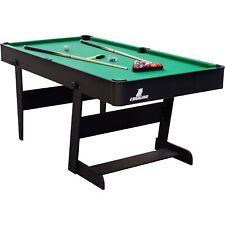 Cougar Hustle XL Billardtisch, schwarz