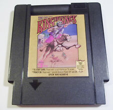 King of Kings: The Early Years (Nintendo) 1991 NES good condition video game